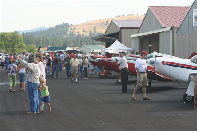 2008 Colville Municipal Airport Fly-In